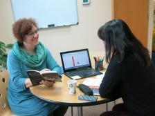 ESL teacher and Japanese student. Bellevue, WA